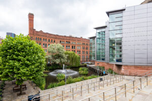 Apartment, Chepstow House, Manchester, M1 5JF